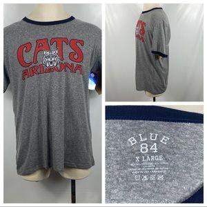 NWT Arizona Wildcats Soft Feel Blend T-Shirt XL